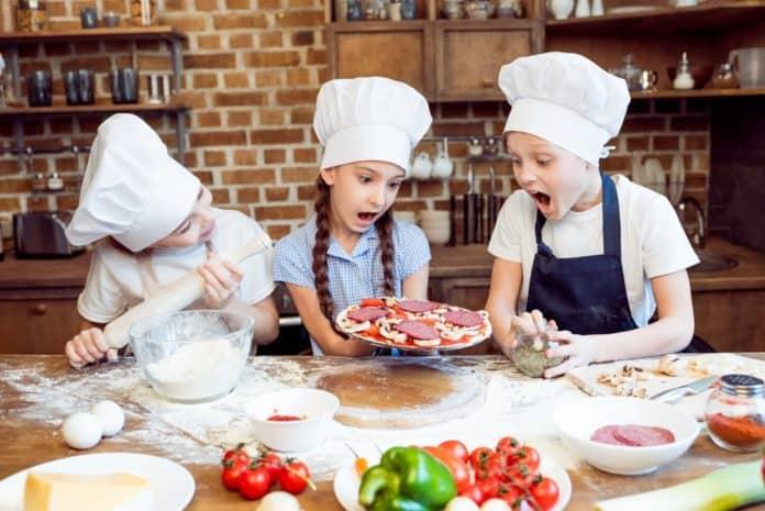 mad til børn - opskrifter