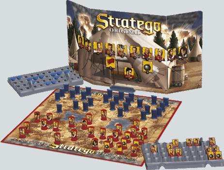 Stratego brætspil