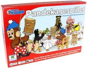 pandekagespil for de helt små