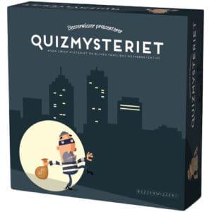 quizmysteriet brætspil
