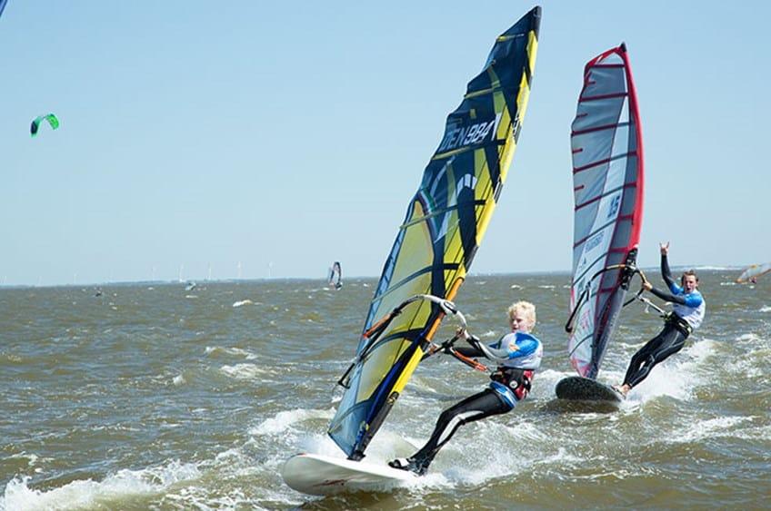 windsurfing oplevelse for dig og dine børn