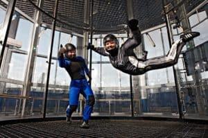 bodyflight oplevelse for børn
