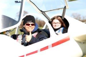 svæveflyvning gave til en teenager
