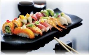 Sushi - oplevelsesgaver til teenager