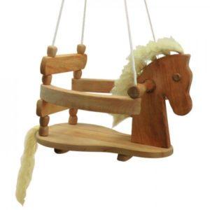 Hestetrægynge