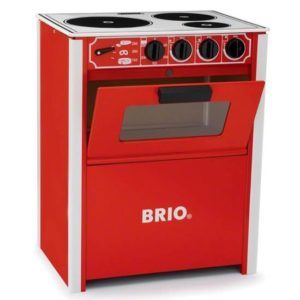 Klassisk BRIO-komfur