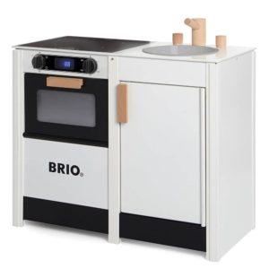 BRIO-komfur med vask