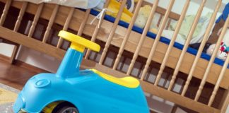 gåbil til børn