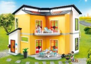 playmobil Moderne feriehus