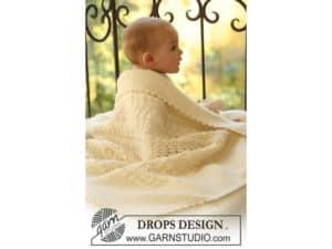 Strik dit eget babytæppe