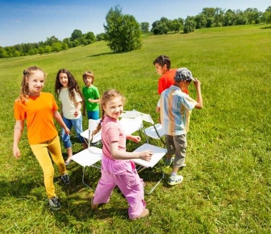 Sjove lege for børn