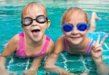 svømmebriller til børn