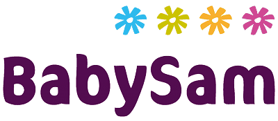 Babysam webshop logo