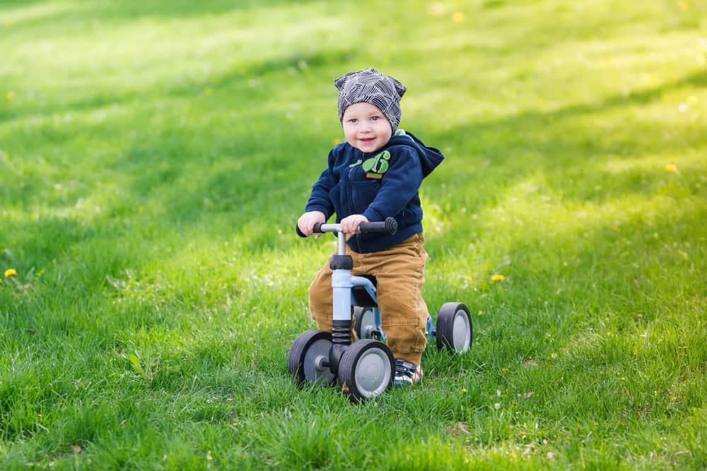 løbecykel til de små