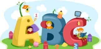 ABC sangen