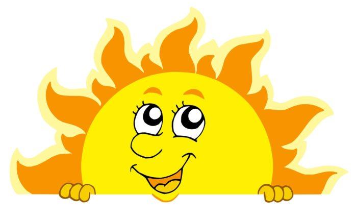 God morgen sol sang