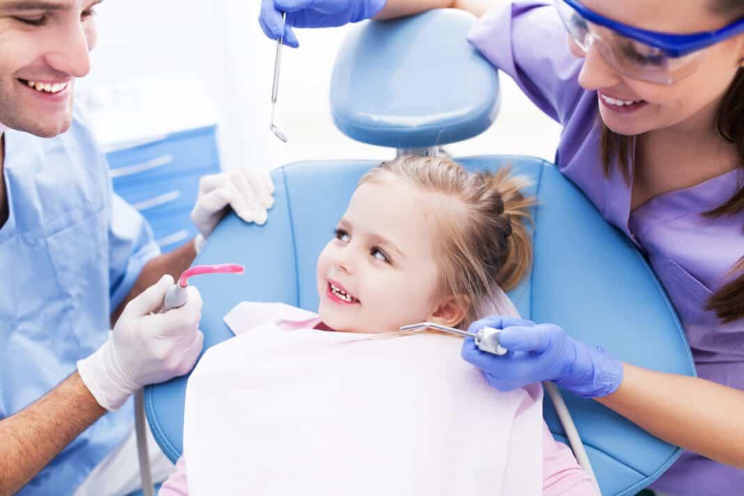 Tandlæger for børn